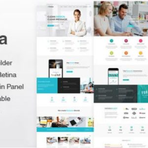 Fortuna - Responsive Multi-Purpose WordPress Theme