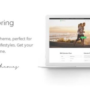 Wellspring - A Health, Lifestyle & Wellness Theme